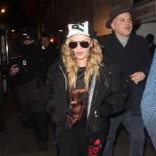 Madonna à Londres avec Rocco : Réconciliés, ils multiplient les soirées festives