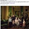 Charlotte de Cambridge sur les genoux d'Elizabeth II : La reine et ses jeunes !
