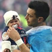 Javier Pastore (PSG) : Sa fille Martina en larmes, malgré la victoire