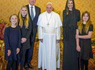 Maxima des Pays-Bas : Après le scandale des croix gammées, en famille au Vatican