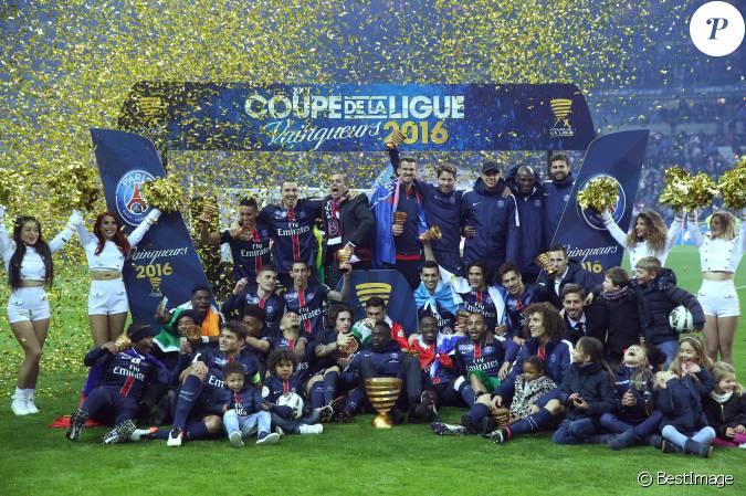 Le psg victorieux au stade de france face au losc en - Date de la finale de la coupe de france ...