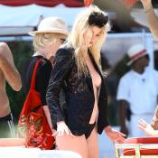 Lara Stone : Top model hot pour Carine Roitfeld