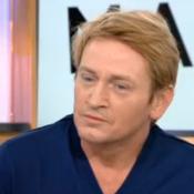 """Benoît Magimel, gêné et agacé dans """"C à vous"""", refuse d'évoquer """"l'affaire""""..."""
