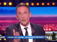 """Julien Courbet : Un coup de fil mouvementé dans """"Faut pas abuser !""""..."""