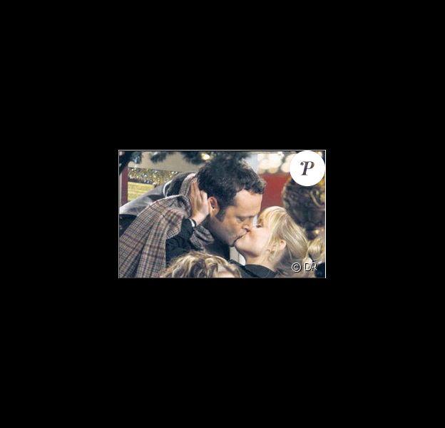 Reese Witherspoon & Vince Vaughn: baiser de cinéma ou vrai baiser?