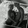 "Carla pose topless dans ""Les Marseillais South Africa"" (W9). Le 4 mai 2016"