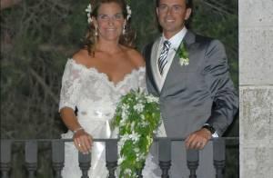 Arantxa Sanchez Vicario : après le mariage... le bébé !