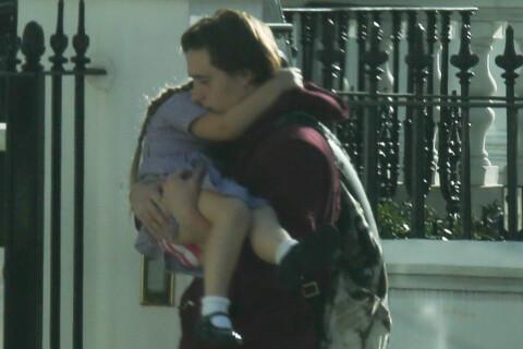 Brooklyn Beckham : Grand frère attentionné pour Harper et boyfriend amoureux...