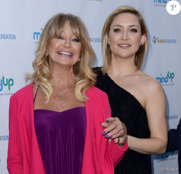 Goldie Hawn et Kate Hudson  lors de la soirée Goldie's Love In For Kids à Beverly Hills, le 6 mai 2016.