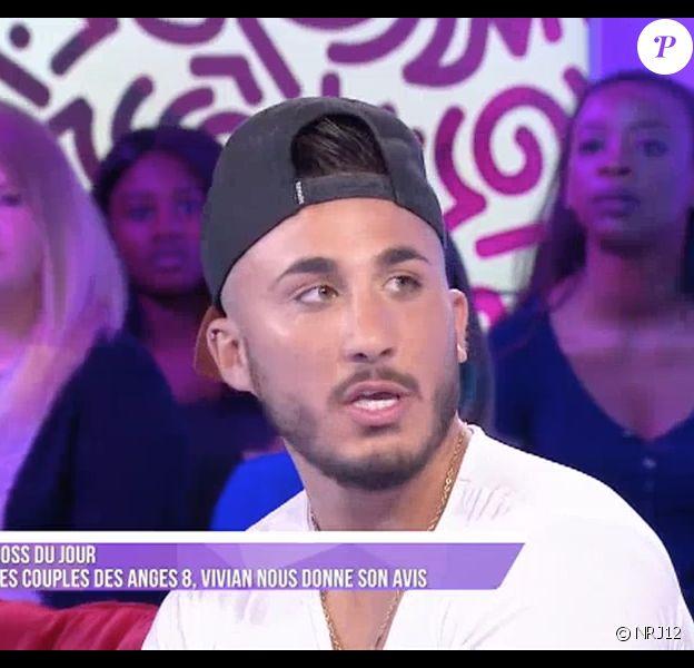 """Vivian clashe violemment le physique de Nehuda dans """"Le Mad Mag"""" de NRJ12. Le 10 mai 2016."""