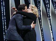 Cannes 2016, l'ouverture: Vannes acides et baiser fougueux de Catherine Deneuve