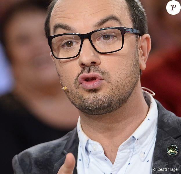 """Jarry (Anthony Lambert) - Enregistrement de l'émission """"Vivement Dimanche"""" à Paris le 18 Novembre 2015"""