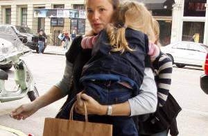 REPORTAGE PHOTOS : Jennifer Garner et Violet... tendre sortie entre filles à New York !
