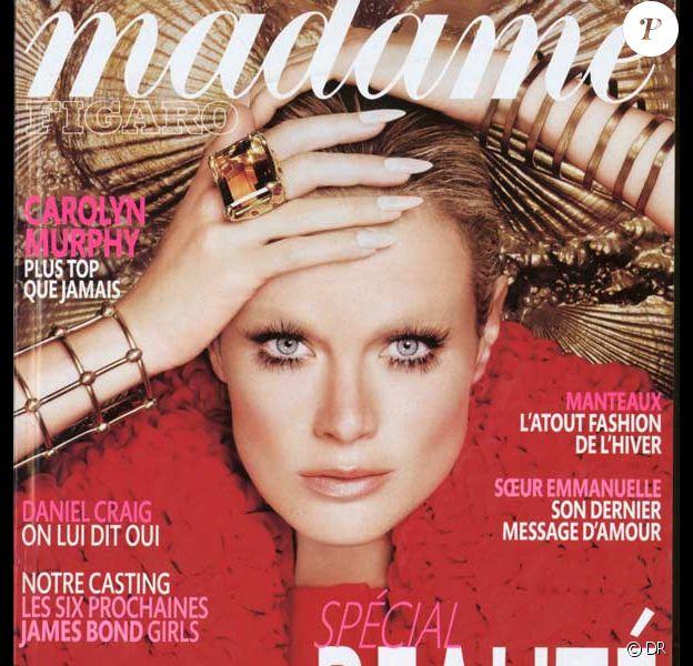 La couverture de Madame Figaro