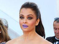Aishwarya Rai prend des risques à Cannes avec sa bouche sensuelle
