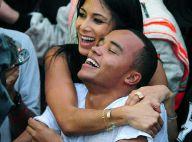 REPORTAGE PHOTOS : Nicole Scherzinger a tremblé pour son héros Lewis Hamilton... champion du monde !