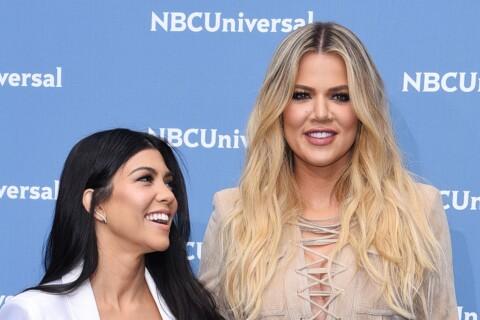 Khloé Kardashian : L'accident mode oublié, elle séduit avec Kourtney