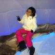 Shanna et Thibault en voyage en Laponie. Ils ont même dormi dans un igloo.