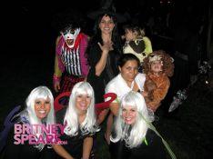 PHOTO : Britney Spears, une charmante sorcière avec ses enfants, pour Halloween !