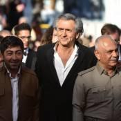 Bernard-Henri Lévy et ses Peshmerga sur les marches, une magnifique aventure