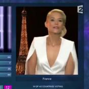 Elodie Gossuin enfin en duo avec Amir : Son Youhouhou de l'Eurovision s'améliore