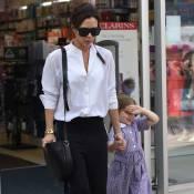 Victoria Beckham et Harper : Mère et fille lookées pour une virée à Notting Hill