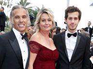 Cannes : Paul Belmondo avec Luana et leur fils, Mel Gibson et sa jeune chérie...