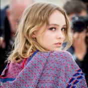 Lily-Rose Depp entre dans la légende pour Chanel