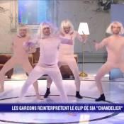 """Olivier Dion : Un changement de look radical avant """"Les 3 Mousquetaires"""""""