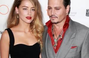 Johnny Depp : Amber Heard demande le divorce juste après la mort de sa mère