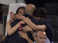 Zinedine Zidane : Fou de joie avec le Real Madrid devant sa famille réunie