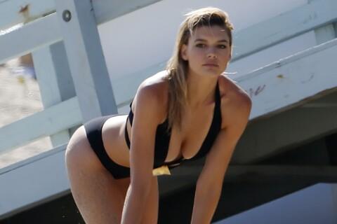 Kelly Rohrbach : La nouvelle star d'Alerte à Malibu en montre beaucoup (trop) !