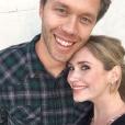 Ashley Jones a publié une photo d'elle et son mari Joel Henricks sur sa page Instagram, au mois de mai 2016