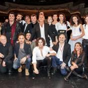 """Zazie, Albert Cohen et la troupe présentent """"Le Rouge et le Noir"""""""