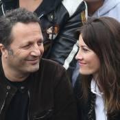 Arthur et Mareva, Jean Dujardin et Nathalie : En amoureux à Roland-Garros