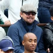 Leonardo DiCaprio, Hilary Swank et Jean-Paul Belmondo... Les stars à Roland-Garros