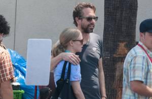 Amanda Seyfried in love : En tournage, son nouveau chéri ne la quitte plus