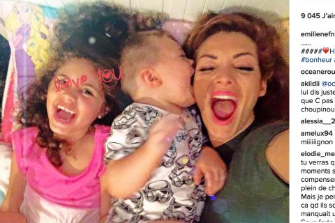 """Emilie Nef Naf, séparée de ses enfants : """"Vous me manquez tellement"""""""