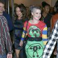 Kelly Osbourne rencontre ses fans à Los Angeles, le 11 juin 2016.