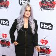 Kelly Osbourne au Photocall de la soirée des iHeartRadio Music Awards à Inglewood, le 3 avril 2016.