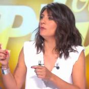 Estelle Denis : Son fils Merlin choqué par une blague sur Raymond Domenech
