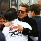 Brad Pitt aux 24 Heures du Mans : La star n'était pas seule...