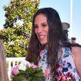 """Exclusif - Tatiana Santo Domingo - Ciné-conférence avec la projection du film """"L'invention de Monte Carlo"""" le 22 juin 2016 à l'Opéra Garnier de Monaco. © Bruno Bebert / Pool Restreint / Bestimage"""