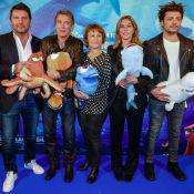 Mathilde Seigner, Franck Dubosc, Philippe Lellouche : Leurs enfants et Dory !