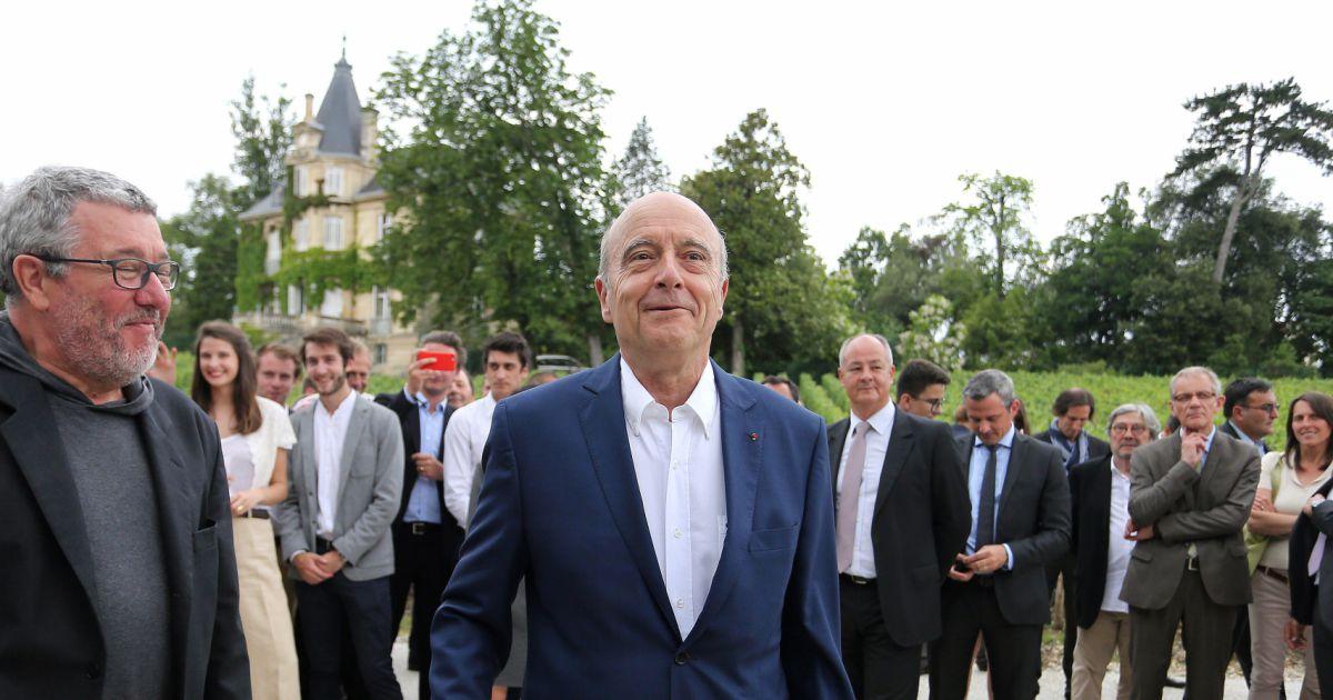 Philippe starck et alain jupp l 39 inauguration du nouveau chai du ch tea - Enfants philippe starck ...