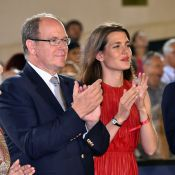 Charlotte Casiraghi : Marraine et cavalière radieuse, encouragée par sa famille
