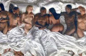 Kanye West : Le clip buzz Famous, sévèrement taclé par une star hollywoodienne
