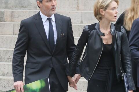 Julie Andrieu en deuil : Digne pour les obsèques de sa mère, Nicole Courcel
