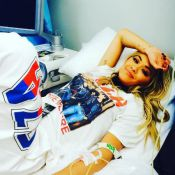 Rita Ora : Admise d'urgence à l'hôpital après une grosse frayeur