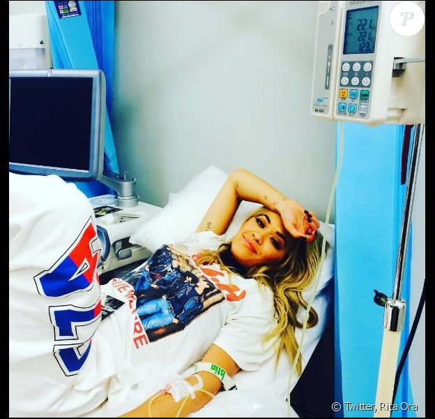 Photo de Rita Ora publiée le 29 juin 2016.